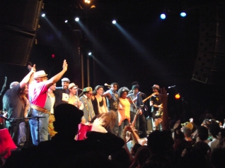 The final bow!